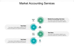Market Accounting Services Ppt Powerpoint Presentation Gallery Example Topics Cpb