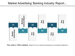 Market Advertising Banking Industry Report Organizational Development Models Cpb