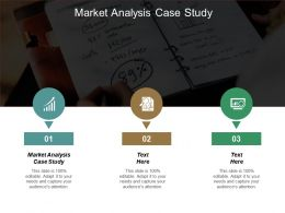 Market Analysis Case Study Ppt Powerpoint Presentation File Vector Cpb