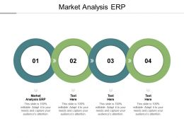 Market Analysis Erp Ppt Powerpoint Presentation Infographic Template Example Cpb