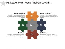 Market Analysis Fraud Analysis Wealth Management Complaint Management