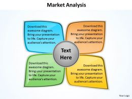 Market Analysis Powerpoint Slides Presentation Diagrams Templates
