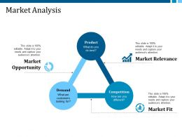 Market Analysis Ppt Gallery Objects