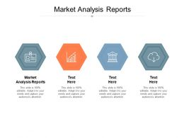 Market Analysis Reports Ppt Powerpoint Presentation Inspiration Format Ideas Cpb