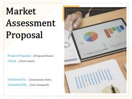 Market Assessment Proposal Powerpoint Presentation Slides