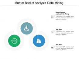 Market Basket Analysis Data Mining Ppt Powerpoint Presentation Infographics Grid Cpb
