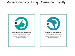 Market Company History Operational Stability Infrastructure Lead Designer