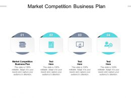 Market Competition Business Plan Ppt Powerpoint Presentation Pictures Cpb