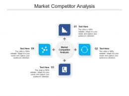 Market Competitor Analysis Ppt Powerpoint Presentation Icon Styles Cpb