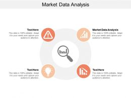 Market Data Analysis Ppt Powerpoint Presentation Gallery Graphics Design Cpb