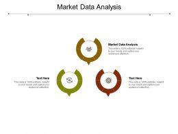 Market Data Analysis Ppt Powerpoint Presentation Model Deck Cpb