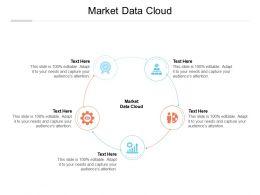 Market Data Cloud Ppt Powerpoint Presentation Pictures Maker Cpb