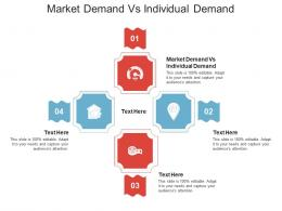 Market Demand Vs Individual Demand Ppt Powerpoint Presentation Layouts Gallery Cpb