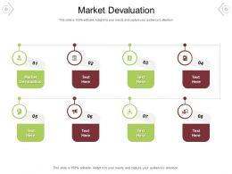 Market Devaluation Ppt Powerpoint Presentation Infographics Deck Cpb