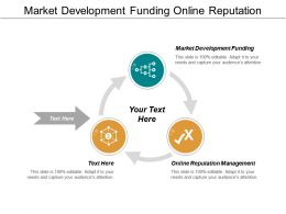 Market Development Funding Online Reputation Management Consulting Audit Cpb