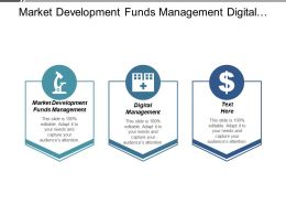 Market Development Funds Management Digital Management Communication Skills Cpb