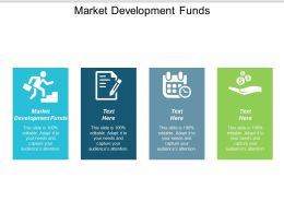 Market Development Funds Ppt Powerpoint Presentation Ideas Example Topics Cpb