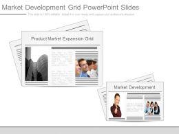 market_development_grid_powerpoint_slides_Slide01