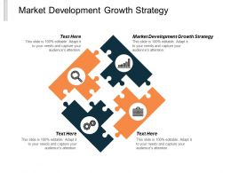 Market Development Growth Strategy Ppt Powerpoint Presentation Inspiration Background Cpb