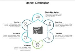 Market Distribution Ppt Powerpoint Presentation File Infographic Template Cpb