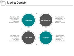Market Domain Ppt Powerpoint Presentation Gallery Graphics Download Cpb