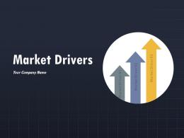 Market Drivers Market Conduct Performance Competitive Scenario Population Growth