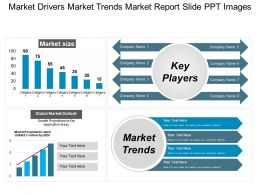 Market Drivers Market Trends Market Report Slide Ppt Images