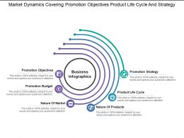 Market Dynamics Covering Promotion Objectives Product Life Cycle And Strategy