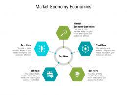 Market Economy Economics Ppt Powerpoint Presentation Model Grid Cpb