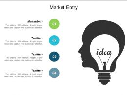 Market Entry Ppt Powerpoint Presentation Icon Designs Download Cpb