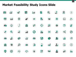 Market Feasibility Study Icons Slide Growth Strategy Ppt Powerpoint Slides