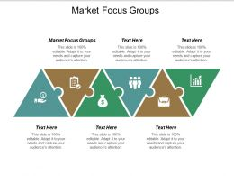 Market Focus Groups Ppt Slides Visual Aids Cpb