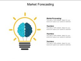Market Forecasting Ppt Powerpoint Presentation Layouts Inspiration Cpb