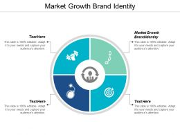 Market Growth Brand Identity Ppt Powerpoint Presentation Infographic Template Example Cpb