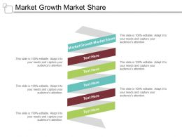 Market Growth Market Share Ppt Powerpoint Presentation Infographics Inspiration Cpb