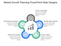 Market Growth Planning Powerpoint Slide Designs