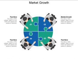 Market Growth Ppt Powerpoint Presentation Icon Guidelines Cpb
