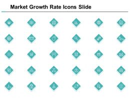 Market Growth Rate Icons Slide Storage Ppt Powerpoint Presentation Professional Show