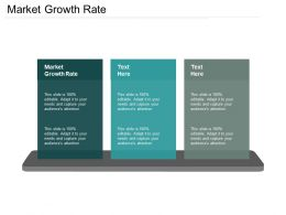 Market Growth Rate Ppt Powerpoint Presentation Gallery Maker Cpb