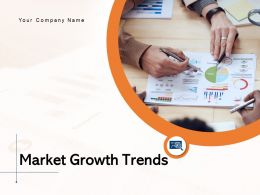 Market Growth Trends Powerpoint Presentation Slides