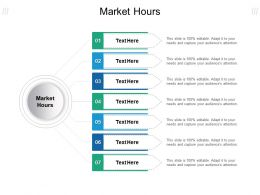 Market Hours Ppt Powerpoint Presentation Visual Aids Background Images Cpb