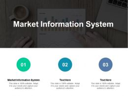 Market Information System Ppt Powerpoint Presentation Ideas Icons Cpb
