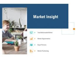 Market Insight Unique Selling Proposition Of Product Ppt Rules