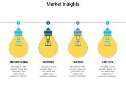 Market Insights Ppt Powerpoint Presentation File Structure Cpb