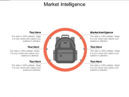 Market Intelligence Ppt Powerpoint Presentation Pictures Background Image Cpb