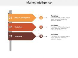 Market Intelligence Ppt Powerpoint Presentation Portfolio Slide Download Cpb