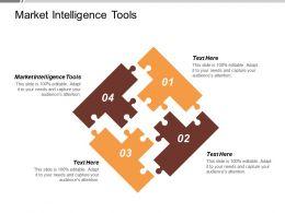 Market Intelligence Tools Ppt Powerpoint Presentation Portfolio Slide Cpb