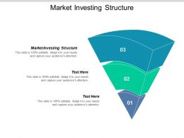 Market Investing Structure Ppt Powerpoint Presentation File Structure Cpb