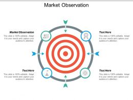 Market Observation Ppt Powerpoint Presentation Styles Clipart Images Cpb