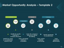 Market Opportunity Analysis Template Concrete Terms Ppt Powerpoint Presentation Show Gallery